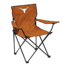 University of Texas Team Logo Folding Quad Chair