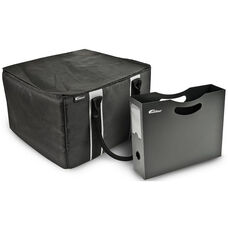 Portable File Tote with One Hanging Portable File Holder