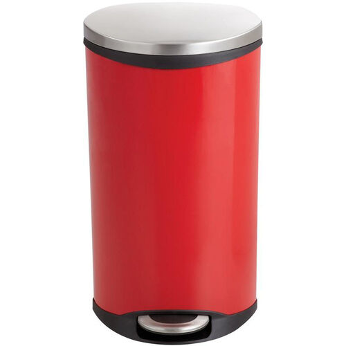Our Ellipse 7.5 Gallon Step on Medical Trash Receptacle - Red is on sale now.
