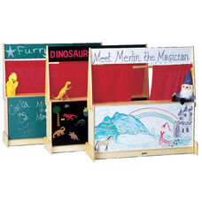 Stationary Multi-Functional Imagination Station