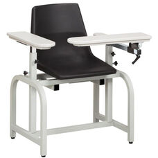 Standard Lab Series Blood Drawing Chair with ClintonClean™ Arms