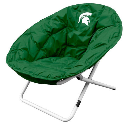 Our Michigan State University Team Logo Folding Sphere Chair is on sale now.