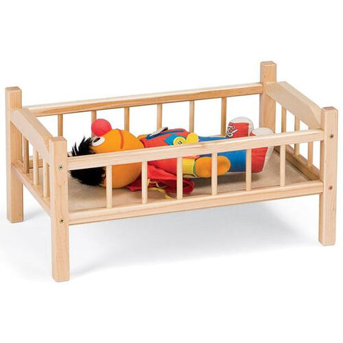 Our Traditional Doll Bed is on sale now.