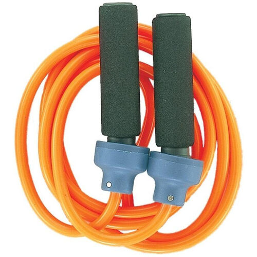 Our 2 lbs. Weighted Jump Rope in Orange is on sale now.