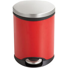 Step on Medical Indoor or Outdoor Receptacle - Red