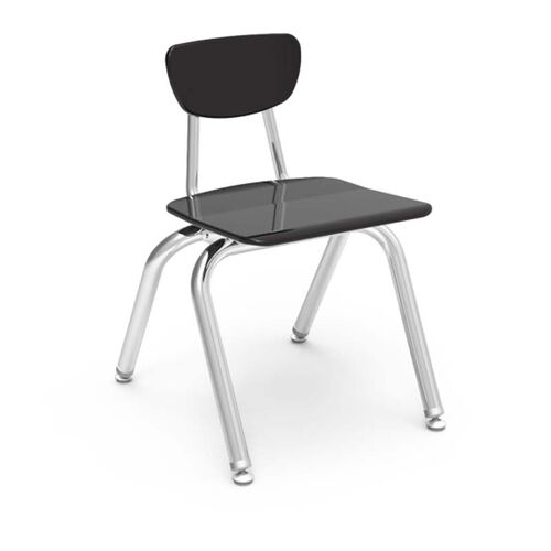 3000 Series Hard Plastic Stack Chair with 14