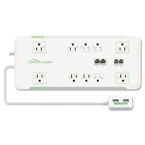 Our Compucessory Slim 10-Outlet Surge Block Protector is on sale now.