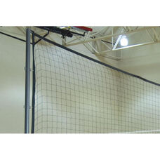 Portable Divider Net with Storage Bag and Pole Attachment Hardware - 50