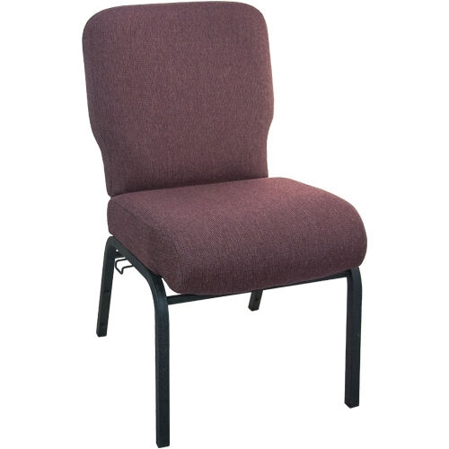 Our Advantage Signature Elite Black Cherry Church Chair - 20 in. Wide is on sale now.