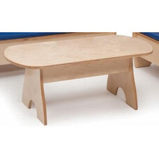 Birch Laminate Childrens Economy Coffee Table