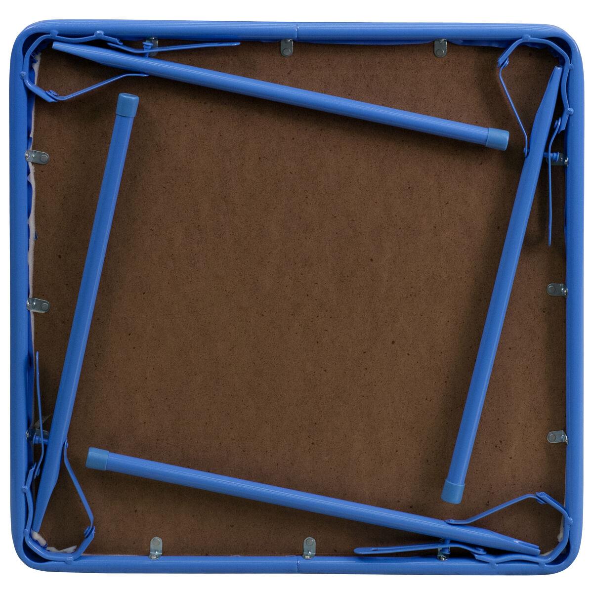 kids blue folding table jb table gg bizchair com