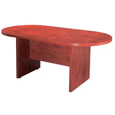Cherry Racetrack Conference Table