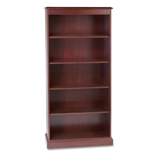 Our HON® 94000 Series Five-Shelf Bookcase - 35-3/4w x 14-5/16d x 78-1/4h - Mahogany is on sale now.