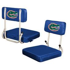 University of Florida Team Logo Hard Back Stadium Seat