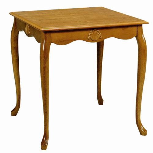 Our 2730 Guest Table with Shell Detail is on sale now.