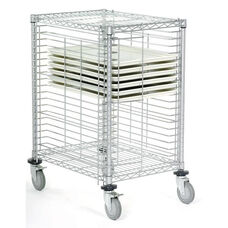 Chrome End Load Tray Truck - 18