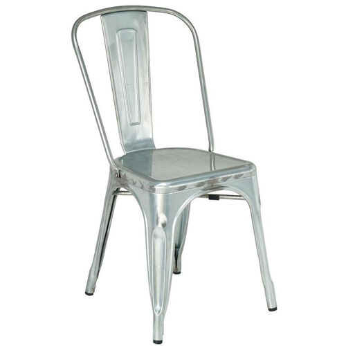 Our Armless Industrial Indoor Side Chair - Clear Coat is on sale now.