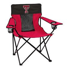 Texas Tech University Team Logo Elite Folding Chair