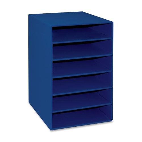 Our Pacon 6 -Shelf Organizer - 13 -1/2