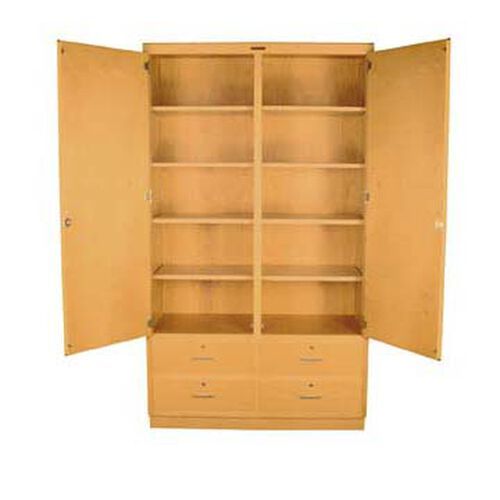 Our Tall Storage Cabinet is on sale now.