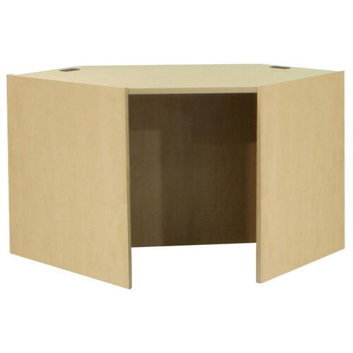 Our Circulation Working Corner Unit with Laminate Top - 66