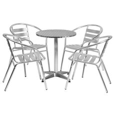 Aluminum Restaurant Table And Chair Sets BizChaircom - Aluminum table and chairs for restaurant