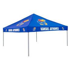 University of Kansas Team Logo Economy Canopy Tent