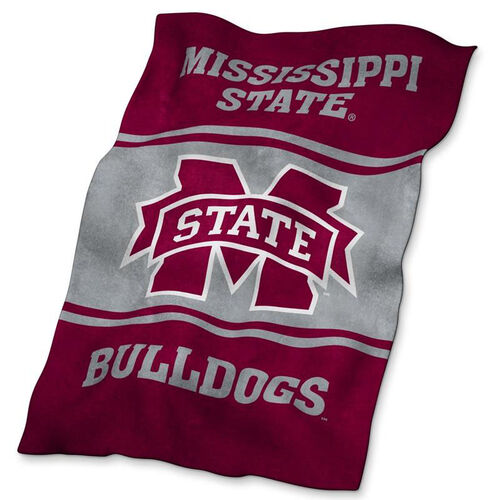 Our Mississippi State University Team Logo Ultra Soft Blanket is on sale now.
