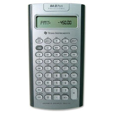 Texas Instruments Plus Professional Calculator -3