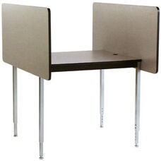 Conference Starter Carrel with Laminate Surface - 37