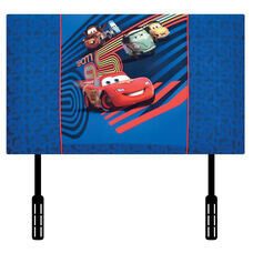 Kids Disney - Cars 2 Upholstered Twin Headboard