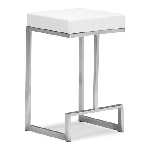 Our Darwen Counter Stool in White is on sale now.