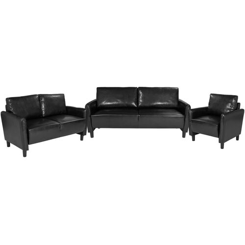 Candler Park 3 Piece Upholstered Set