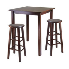 Parkland 3-Pc High Table with 29