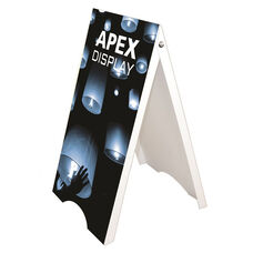 Apex Double Sided Sidewalk Sign Board