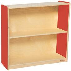 Wooden 2 Shelf Children