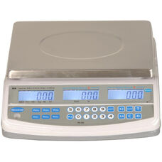ABS Plastic NTEP Approved Price Computing Scale with Stainless Steel Top - 30 lb Capacity