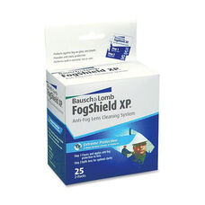 Bausch & Lomb Anti-fog Lens Cleaning Tissues