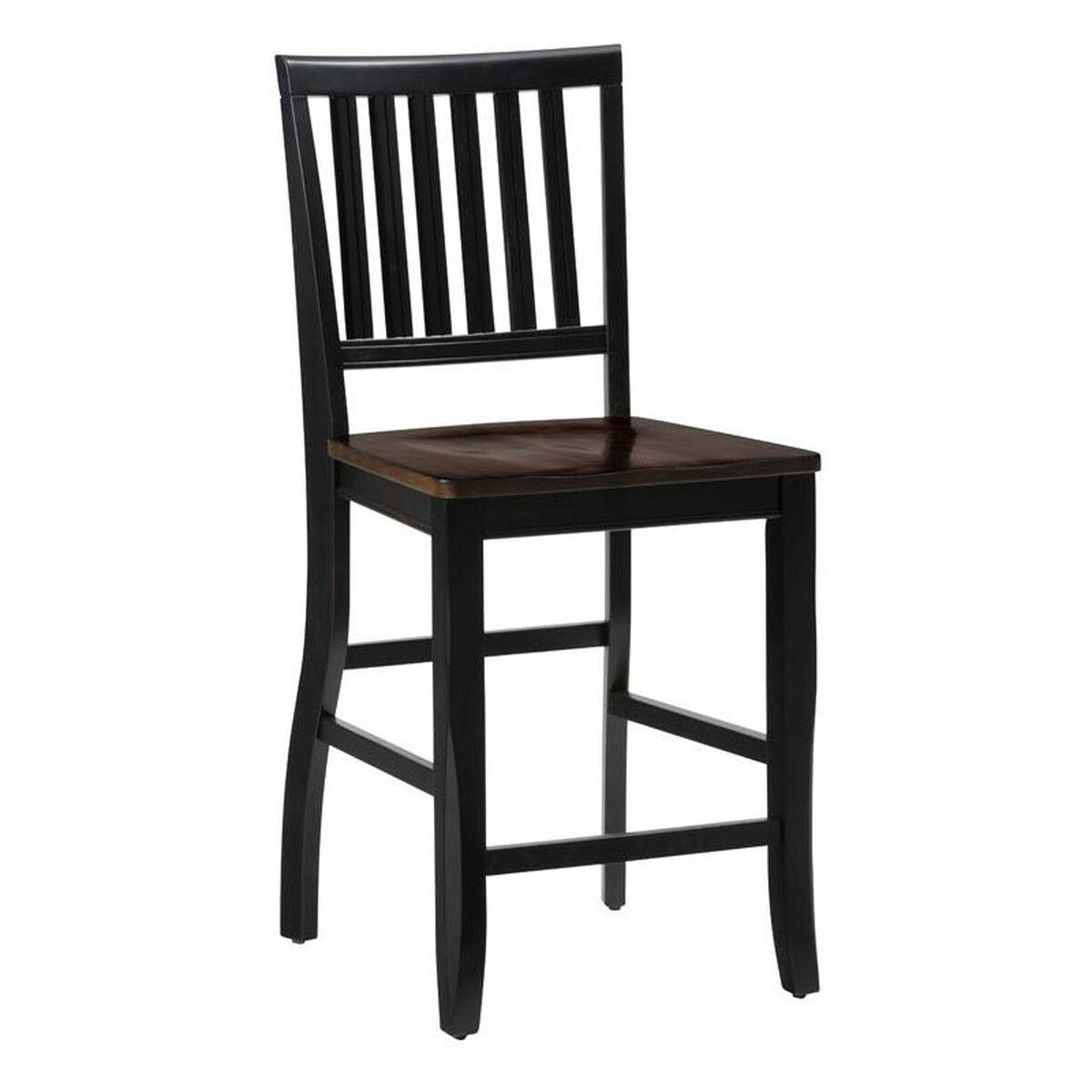birch counter height chair 272 bs219kd bizchair com