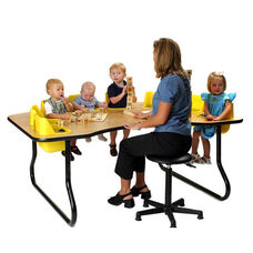 8 Seat Toddler Table