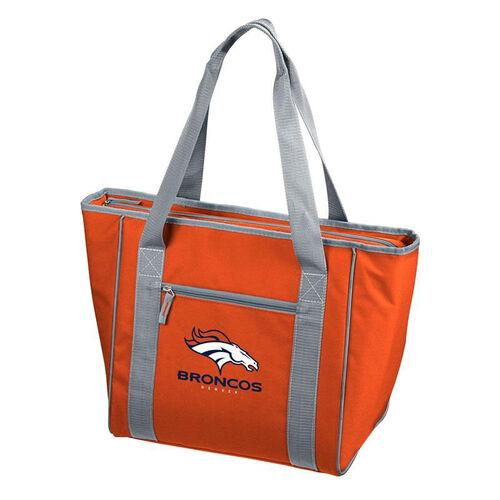 Our Denver Broncos Team Logo 30 Can Cooler is on sale now.