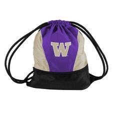 University of Washington Team Logo Spring Drawstring Backsack