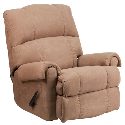 Our Contemporary Rocker Recliner is on sale now.