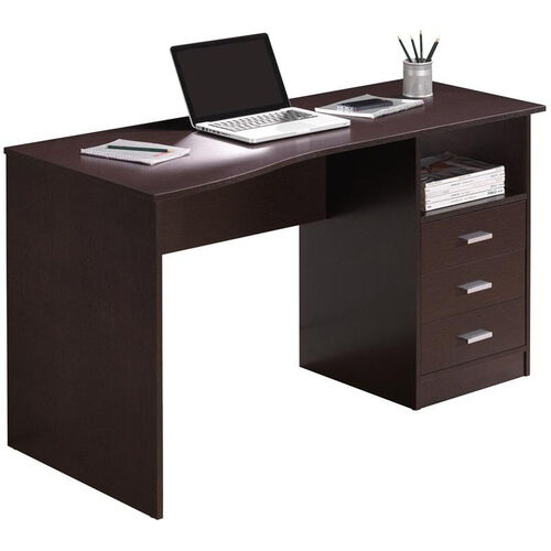 Our Techni Mobili Classic Computer Desk with Multiple Drawers - Wenge is on sale now.
