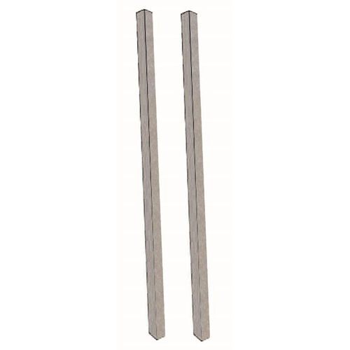 Our Light Gray Plastic Lumber Post Set is on sale now.