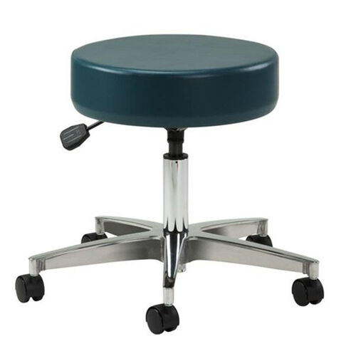 Our Pneumatic Height Adjustable Stool - Aluminum Base is on sale now.