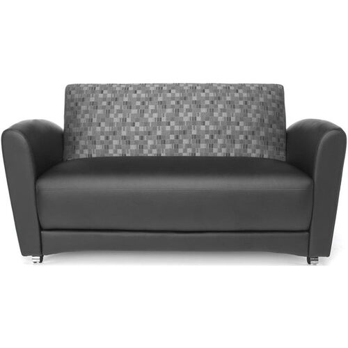 Our InterPlay Sofa - Nickle and Black is on sale now.