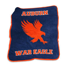 Auburn University Team Logo Mascot Throw