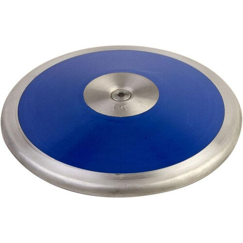Our Low-Spin Competition ABS Plastic 1.0kg Discus is on sale now.