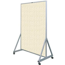 629 Series Multi-Use Double Sided Room Divider - Fabricork - 48